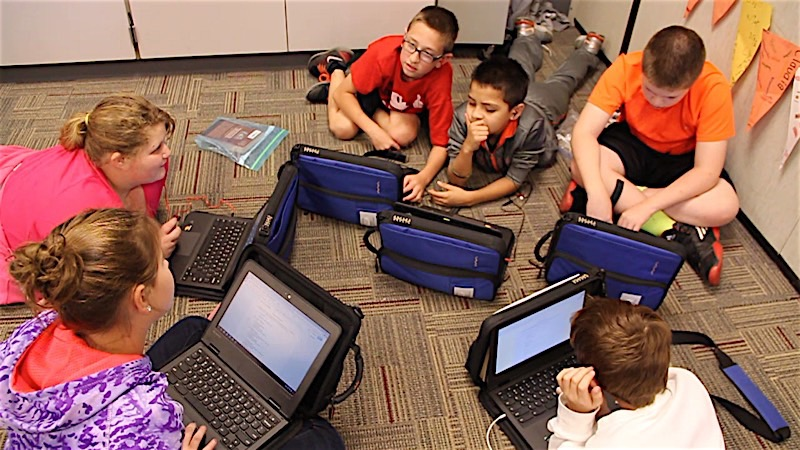 Group On Computers 1